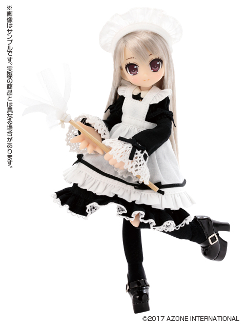 Provided Azone Pid023-lfa Petit Maid Allen Poupées Mannequins, Mini
