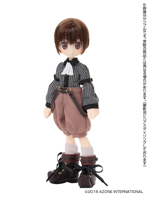 Provided Azone Pid023-lfa Petit Maid Allen Poupées, Vêtements, Access.
